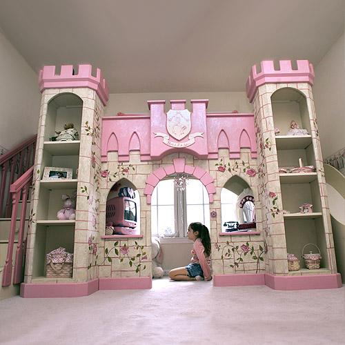 замък за принцеса