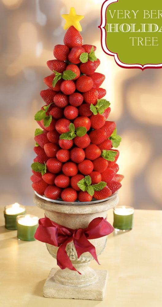 елха от ягоди