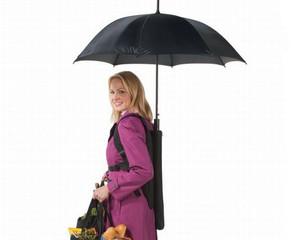 удобен чадър