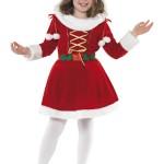 Коледни рокля