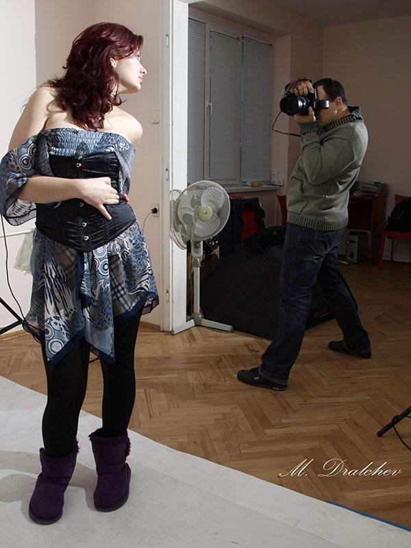 Балин Балев – моден фотограф