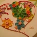 Квилинг – цветност и усмивки от хартия