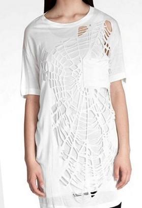 блуза паяжина