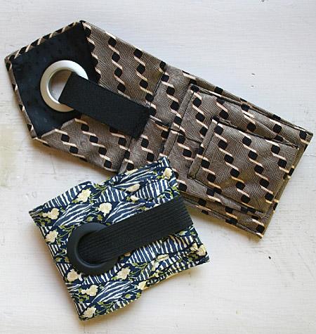 портмоне от вратовръзка
