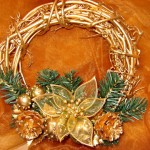 Коледен венец – символ на вечния живот