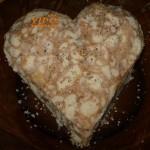 лесен сладкиш за свети Валентин