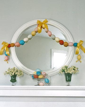 декорация от яйца