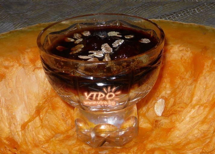 десерт от тиква