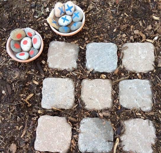 игри в градината