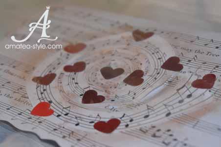 картичка романтична мелодия