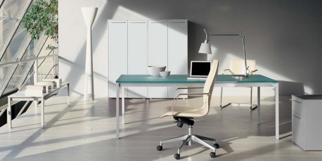 Аранжиране на мебели за офиса