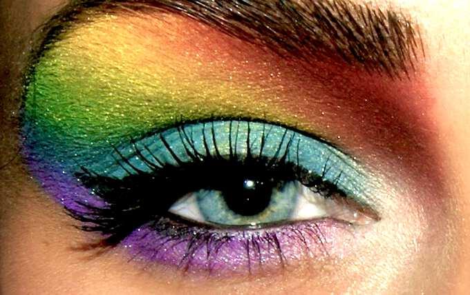 Как да изберете сенки според цвета на очите си