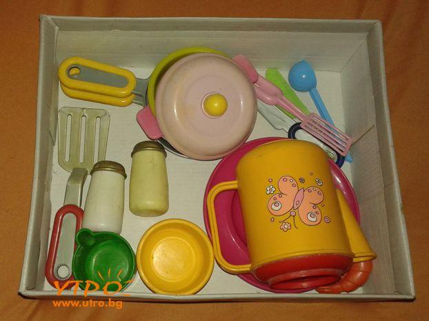 детска игра готвене