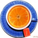 Добро утро с чаша чай