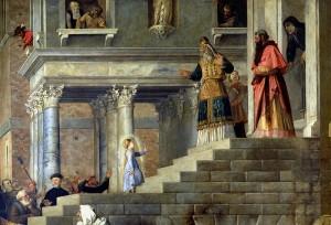 Въведение на Богородица в храма