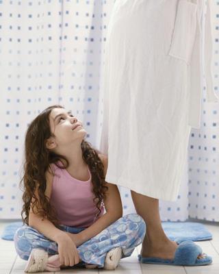 дете в банята