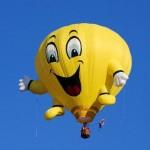усмихнат балон