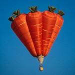 балон моркови