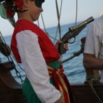 Приключенският дух на пиратските мечти