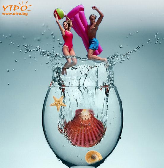 water-summer