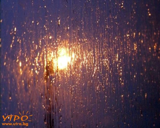 дъжд ефект