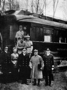Краят на Първата световна война