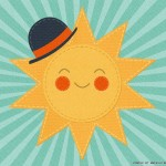 апликация слънце