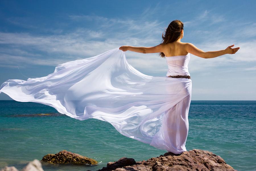 Платье для моря фото 6