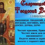 11 януари – Свети преподобни Теодосий Велики