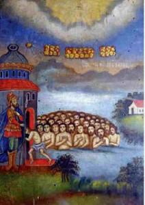 9 март - Свeти Четиридесет мъченици