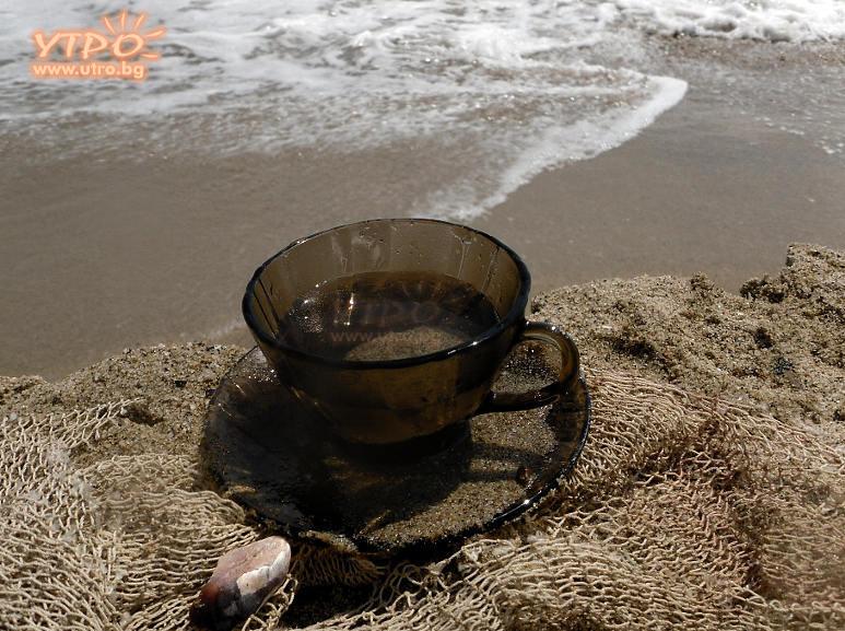 чаша с море