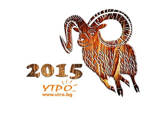 2015 годината на козата