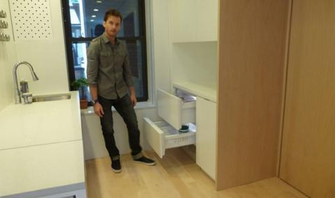 Апартамент в Ню Йорк от 39 кв.м с 8 стаи
