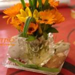 Букетче с цветя