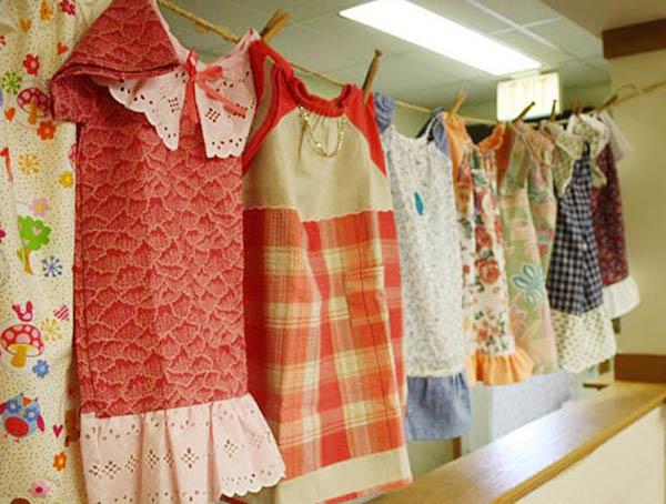 рокли за момичета