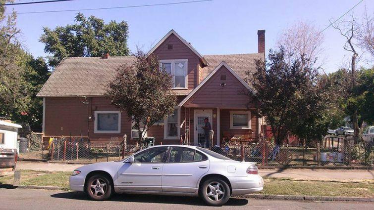 Обновената къща