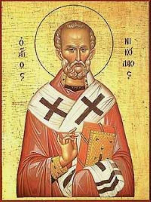 Св. Николай архиепископ Мирликийски, Чудотворец
