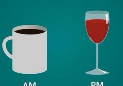 време за напитки
