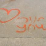 Спонтанно обяснение в любов