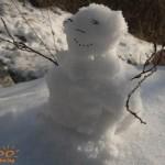 Педя, снежен човек