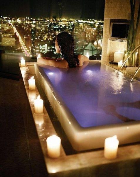 izgled в романтична вана