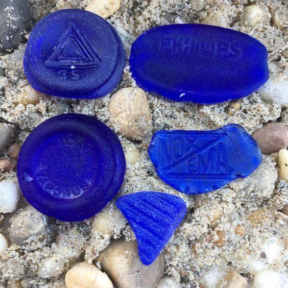 морски стъкла