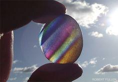 стъклена дъга