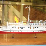 """Изложба """" Модели на кораби, строени във Варненска корабостроителница 1946-1989 г"""""""