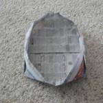 Шапка от вестник