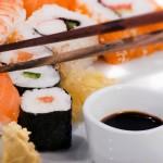 Ден на сушито в Япония