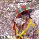 Цъфнал разкош и японски мисли
