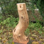 Дървопластика и приказност от Петко Столетов