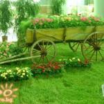 декорация на цветя