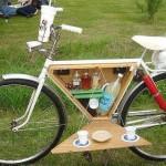 На пикник с колело